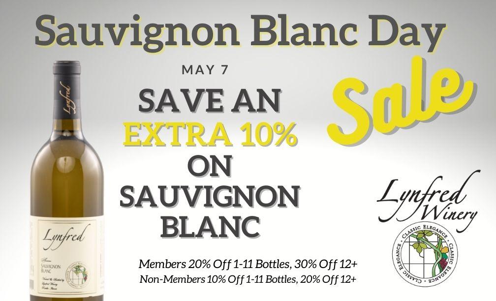 Sauvignon Blanc Day Sale