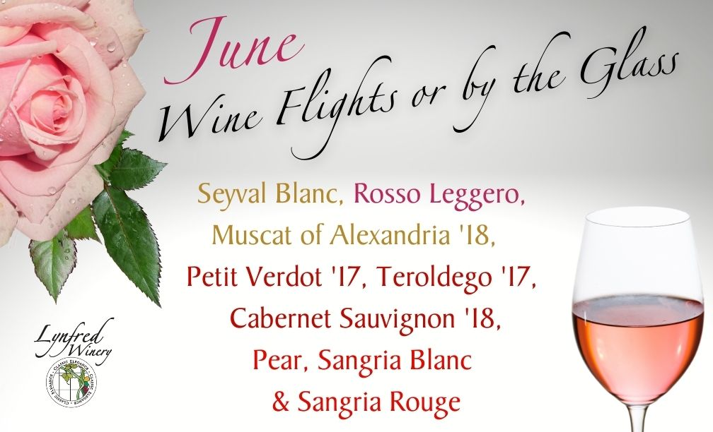 Wines by the Glass Available