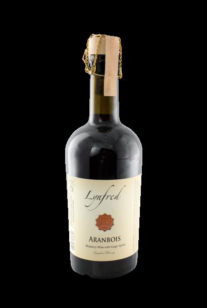 lynfred winery wine bottle